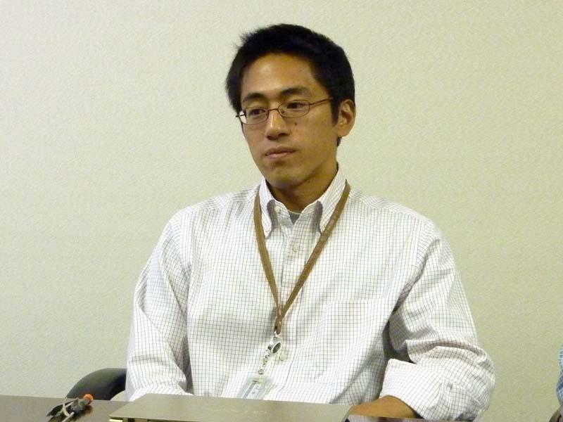 ソニーイーエムシーエス株式会社 長野テック VAIO設計センター Xシリーズ メカ設計担当 渡部 学氏