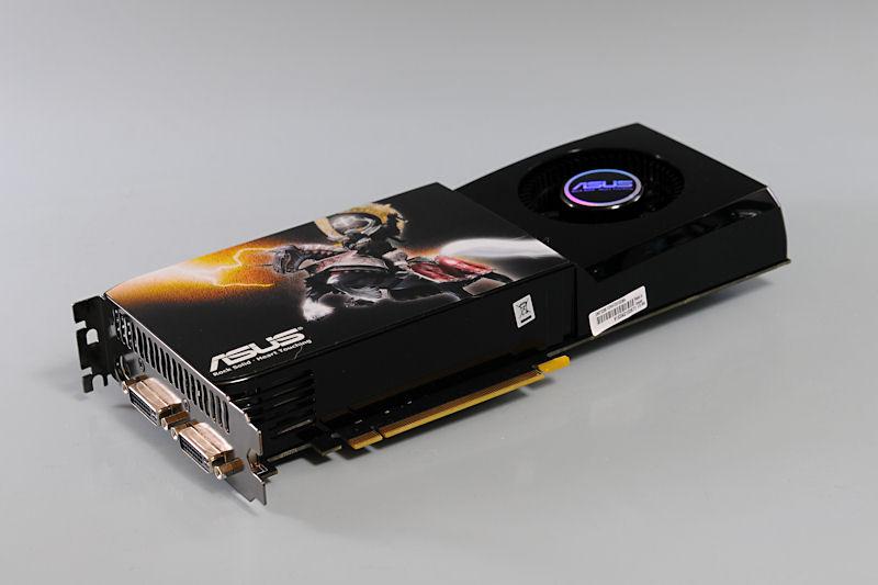 """【写真7】GeForce GTX 285を搭載する「<a href=""""http://www.asus.com/product.aspx?P_ID=E8eaHAxgznukywbn&amp;templete=2"""">ASUSTeK ENGTX285 TOP/HTDI/1GD3</a>」"""