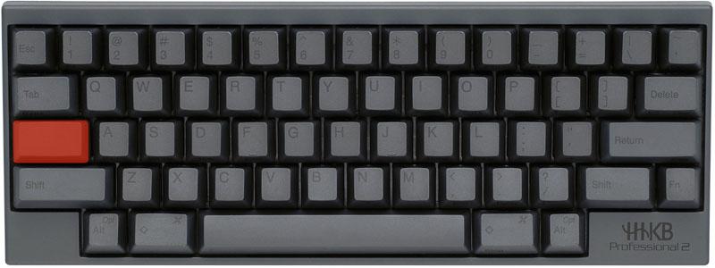 PD-KB400B「Red Control Key」装着例