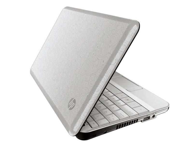 HP Mini 110 白磁