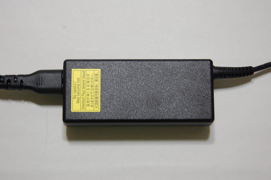 MX/43のACアダプタ