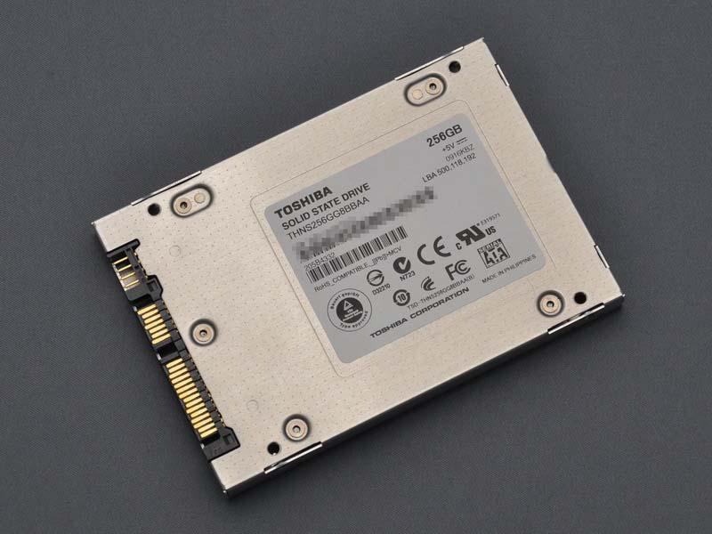 アイ・オー・データ機器<br>「SSDN-ST256B」