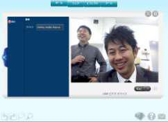 Super LoiLoScope Venus 1.6.1で動画をキャプチャしているところ