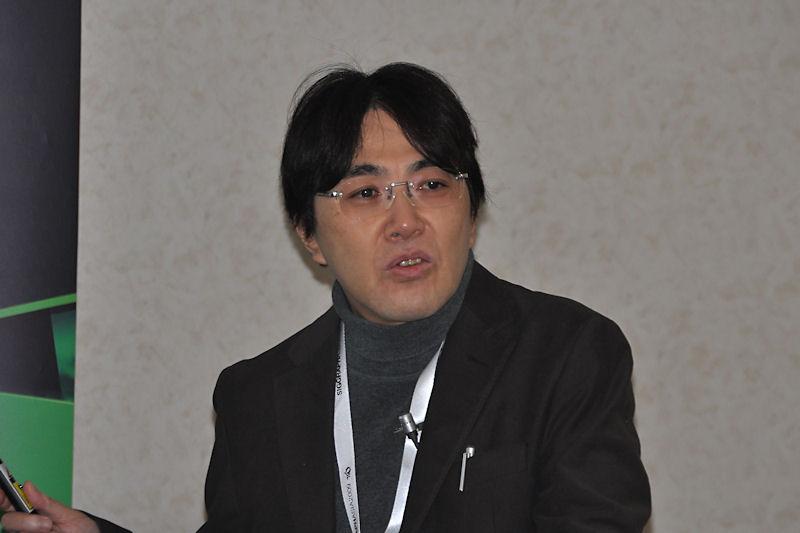 東京工業大学 学術国際情報センター 副センター長の青木尊之教授