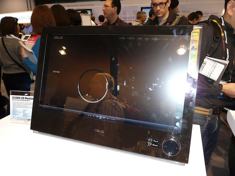 LS246H。23.6型、2ms、250cd/平方m、50,000:1、160/170度、HDMI、ミニD-Sub15ピン