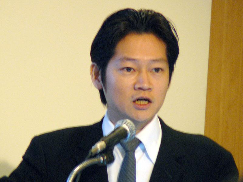 原田洋次氏