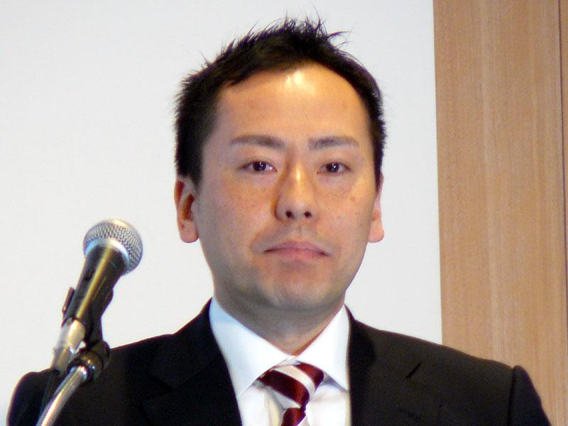 伊田聡輔氏