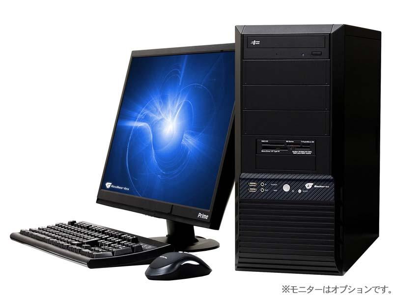 「Prime Galleria ZXR2」ディスプレイ別売