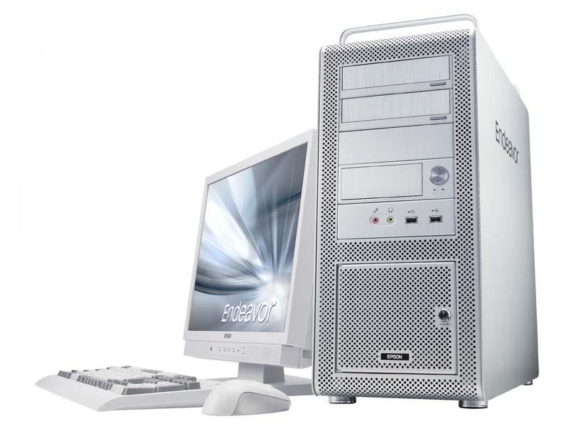 「Endeavor Pro7000」ディスプレイ別売