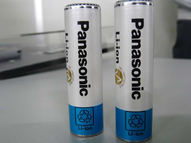 住之江工場で生産されるリチウムイオン電池