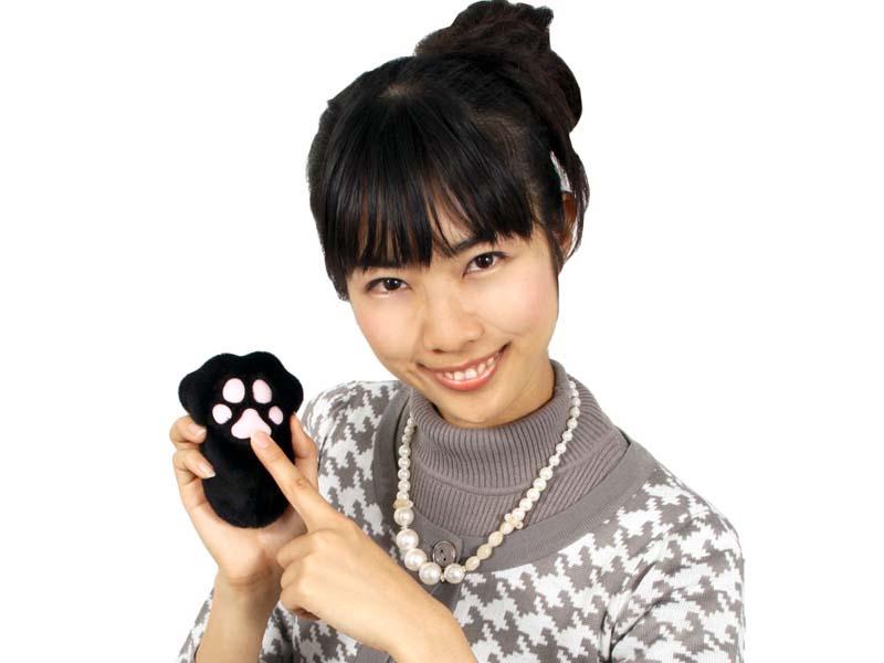 USB肉球マウス