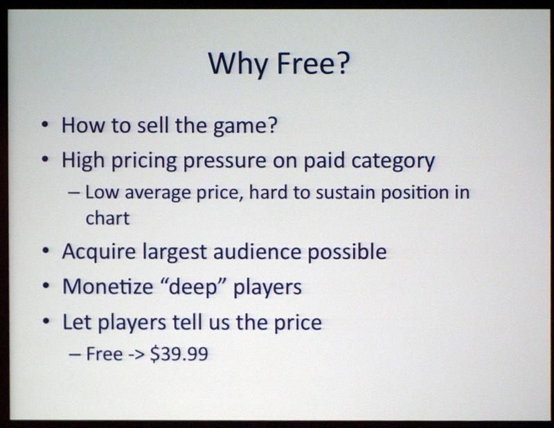 iPhoneではコンテンツを無料で提供して追加アイテムで儲けるなどの工夫が必要
