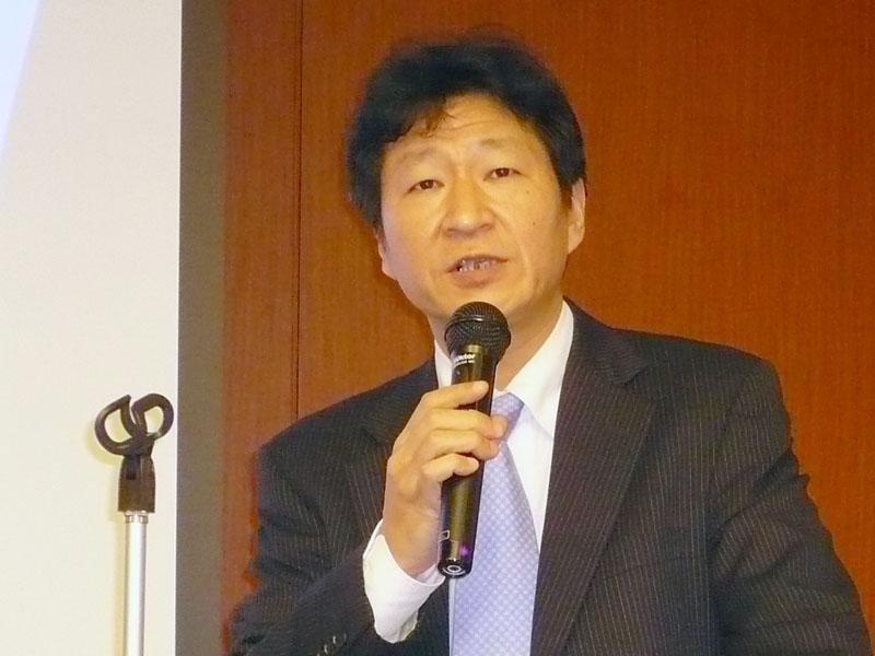 岡隆史副社長