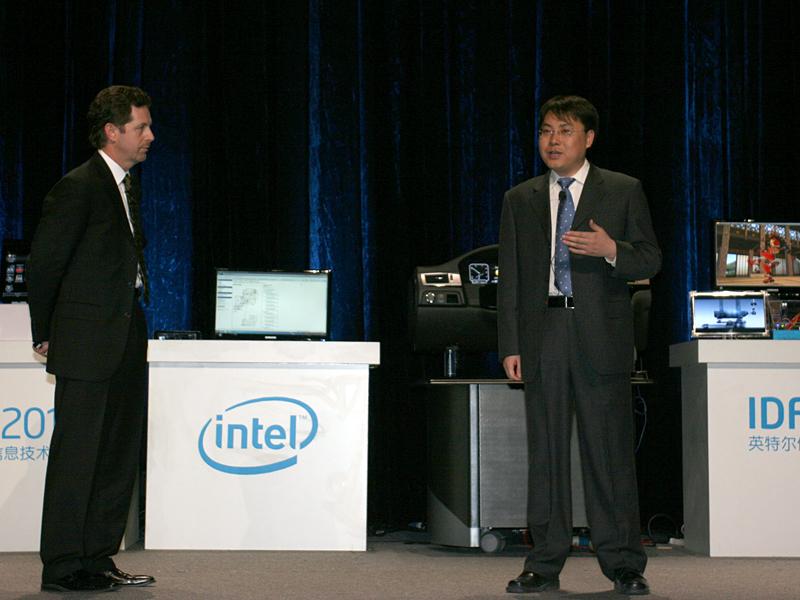 チャイナモバイル 無線技術開発担当 クイ・チュンフェン博士
