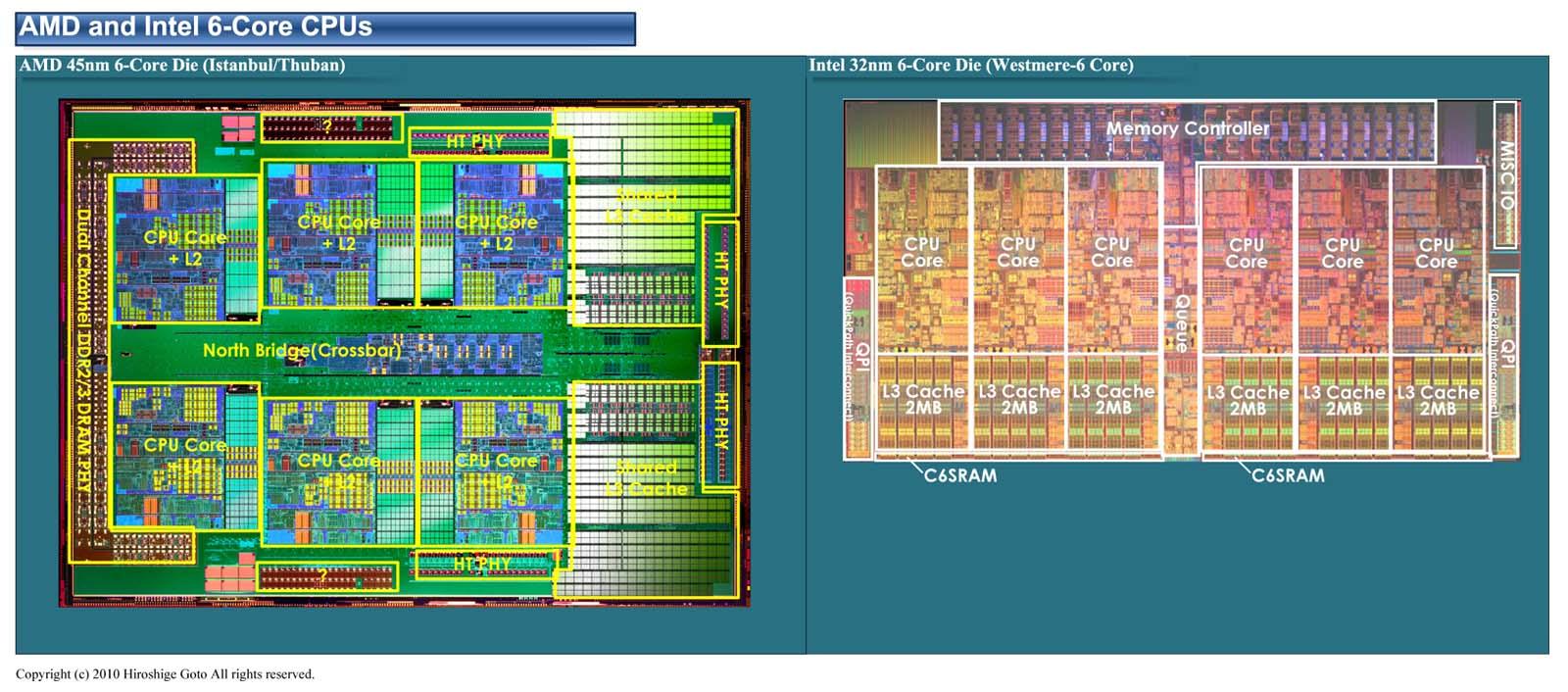 "AMD、Intelの6コア比較<br>PDF版は<a ipw_linktype=""filelink_raw"" ipw_id=""679152"" href=""/video/pcw/docs/364/107/p02.pdf"">こちら</a>"