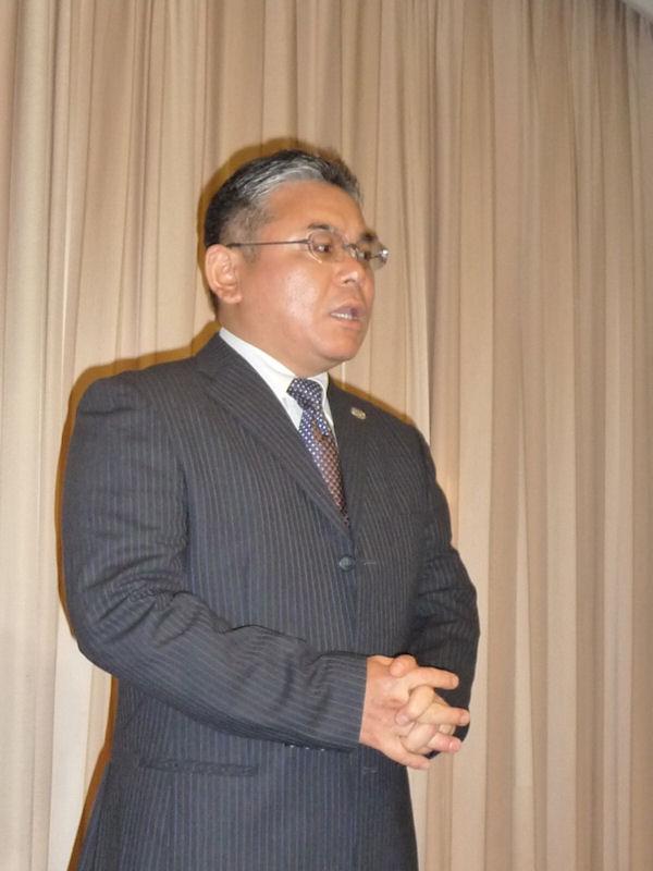 インテル技術本部の本部長を務める及川芳雄氏