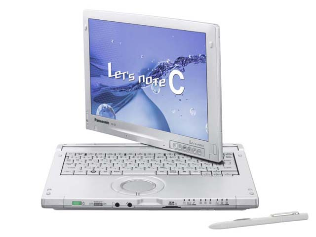 Let'snote C1シリーズ