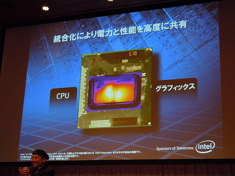 CPUとGPUも電力をシェアする