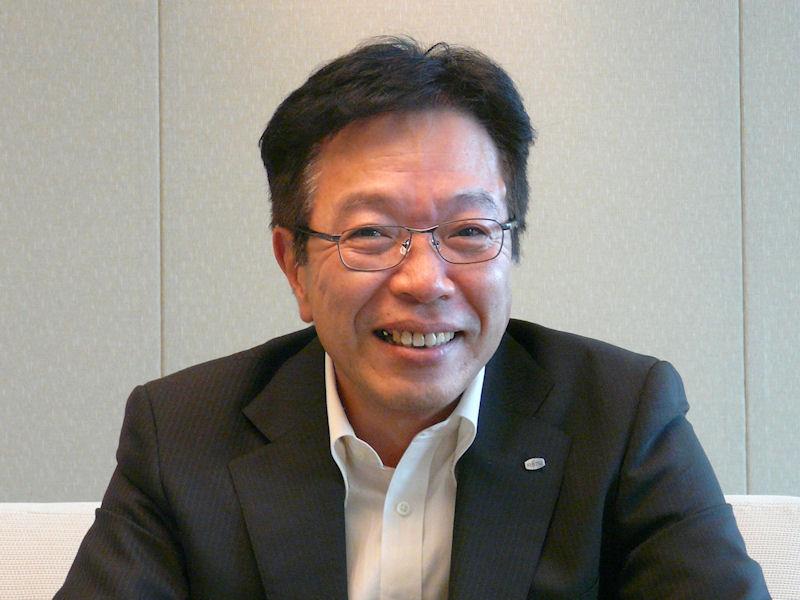 富士通の齋藤邦彰氏