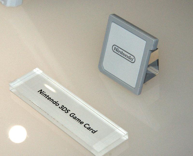 3DS用のゲームカード