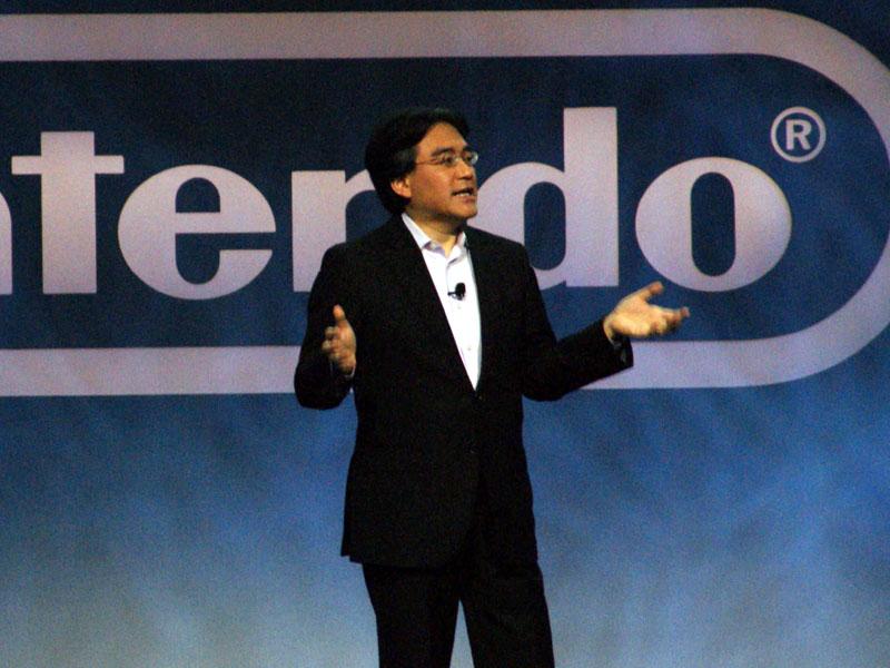 3DSが長年暖めたアイデアであることを説明する岩田氏