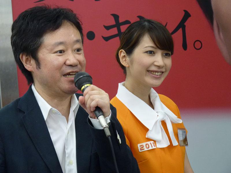 コンビでのやり取りがすっかり定着した飯島マネージャーと冴子先生