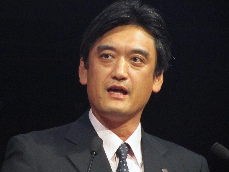 PC第一事業部 事業部長 長嶋忠浩氏