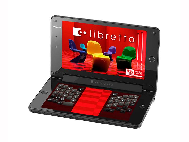 libretto W100