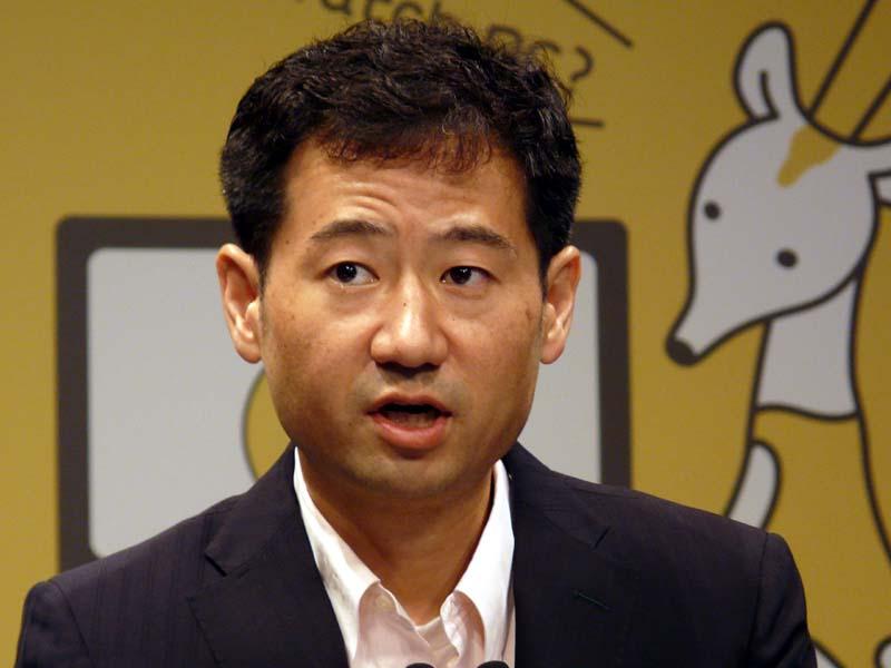 総務省の情報流通行政局地上放送課長の吉田博史氏
