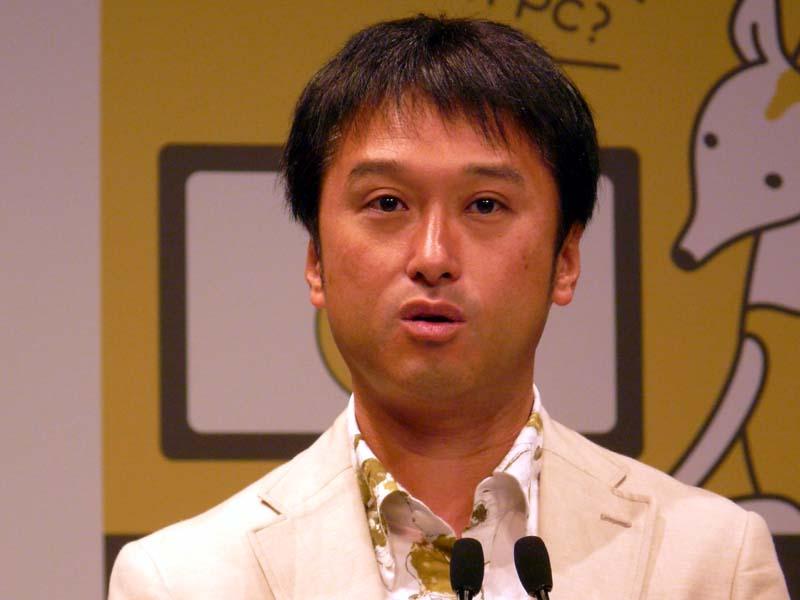 日本テレビ放送網編成局デジタコンテンツセンターデジタル事業推進部の太田正仁氏