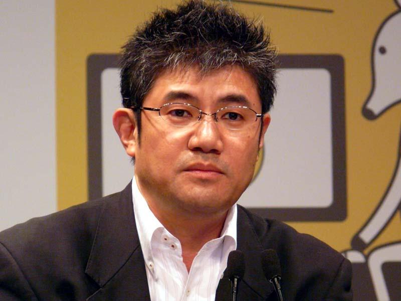 フジテレビジョンデジタルコンテンツ局デジタル事業センター室長の塚本幹夫氏