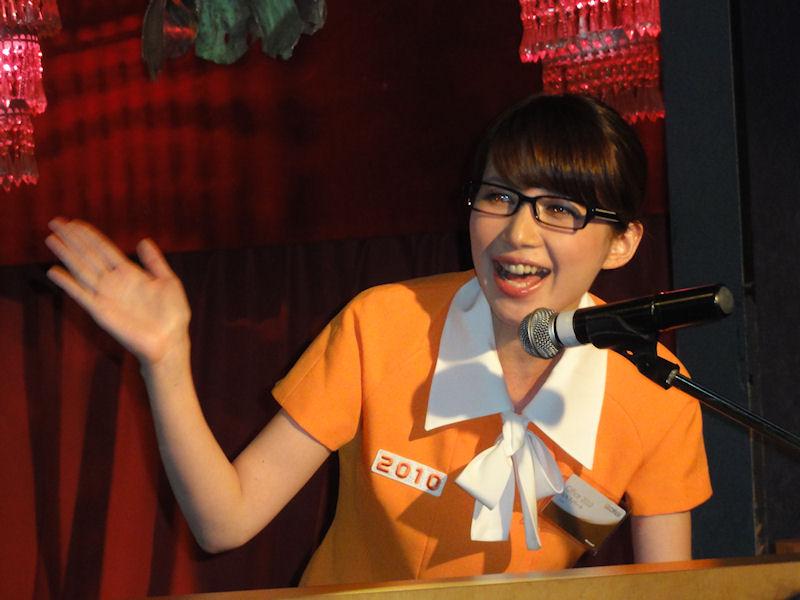 最後のセミナーを行なう冴子先生