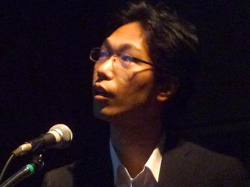 日本サムスンでMemory技術品質担当の次長をつとめる尹松虎(Yoon Songho)氏
