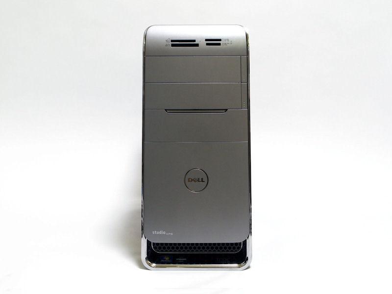 シルバーのカラーリングはStudio XPSのなかでも7100シリーズのみ