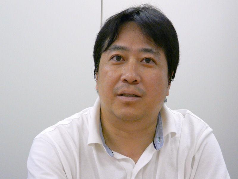 ブルースター代表取締役社長の坂本光正氏
