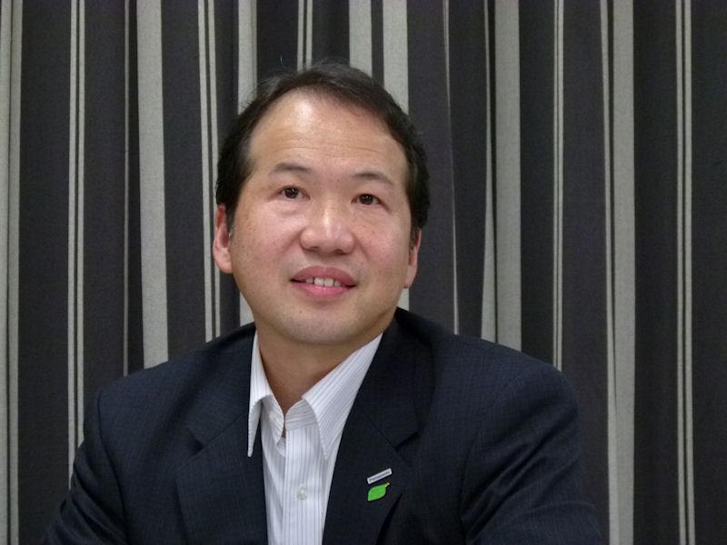パナソニックAVCネットワークス社システム事業グループITプロダクツビジネスユニットテクノロジーセンター・亀岡信夫プロジェクトリーダー