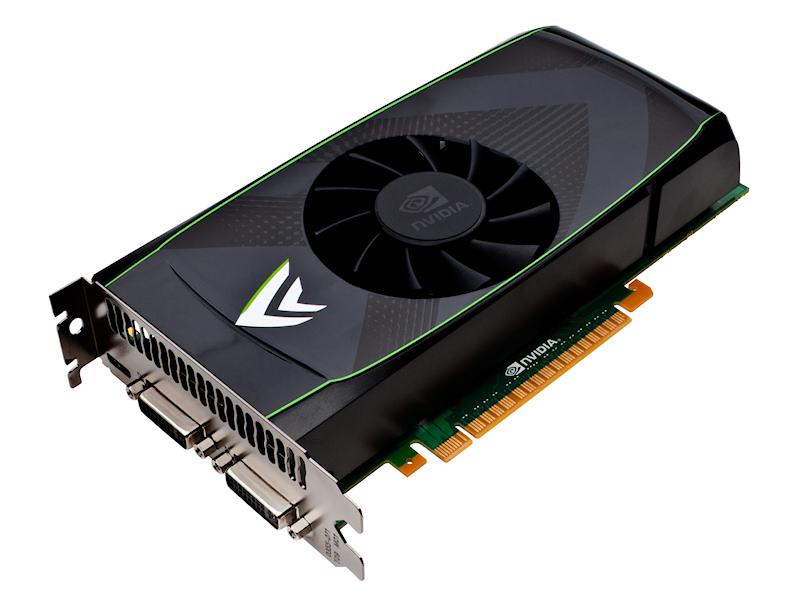 「GeForce GTS 450」