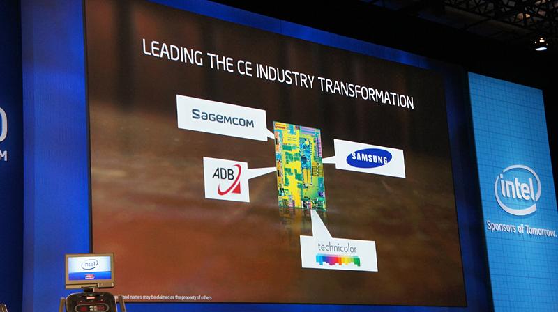 新しいOEMメーカーとしてサムスン電子などを獲得したことが発表された