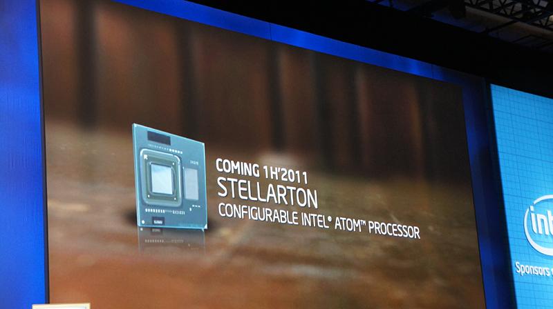 """開発コードネーム""""Stellarton""""は2011年の前半に登場"""