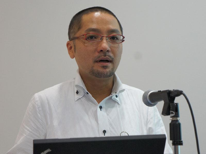 レノボ・ジャパン株式会社 製品事業部ThinkPad担当 土居憲太郎氏