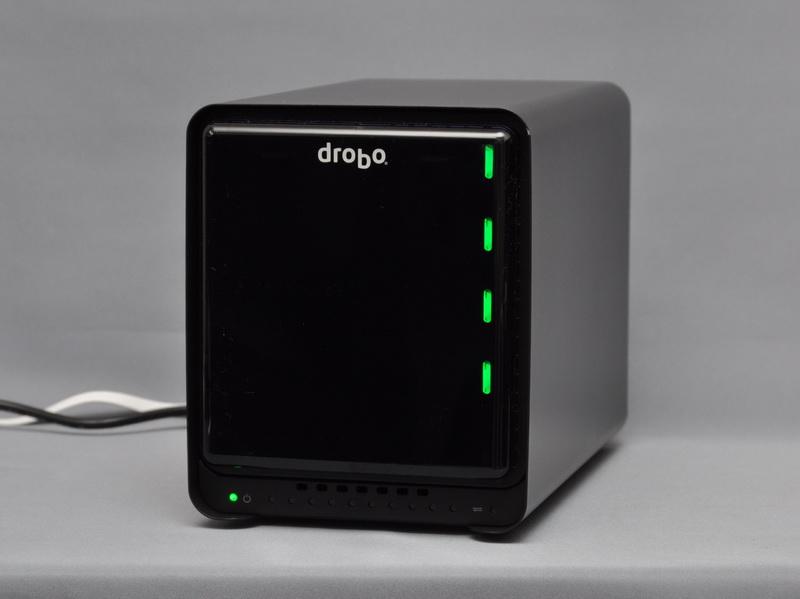 データロボティクス「Drobo」
