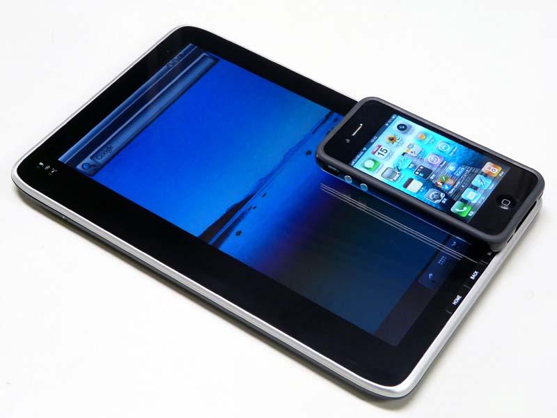 iPhone4との比較