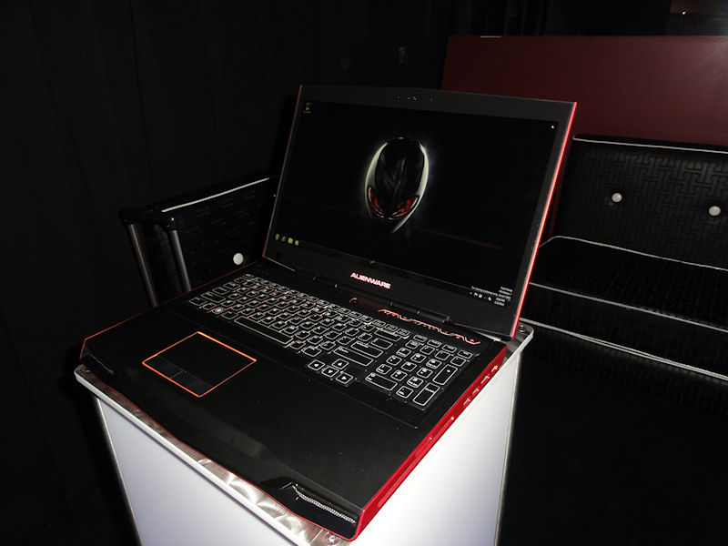 新型Alienware M17x