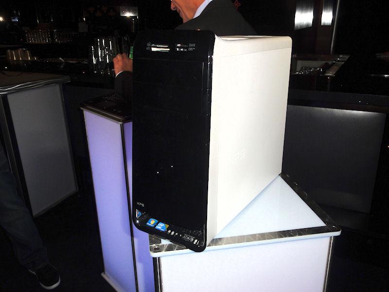 デスクトップのXPS 8300
