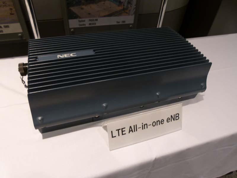 スモールセル対応LTE製品