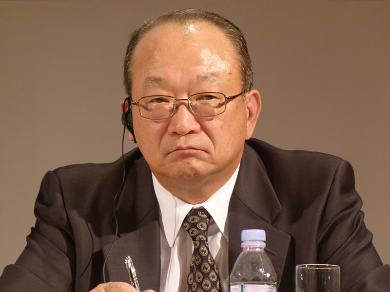 NECパーソナルプロダクツの高須英世社長