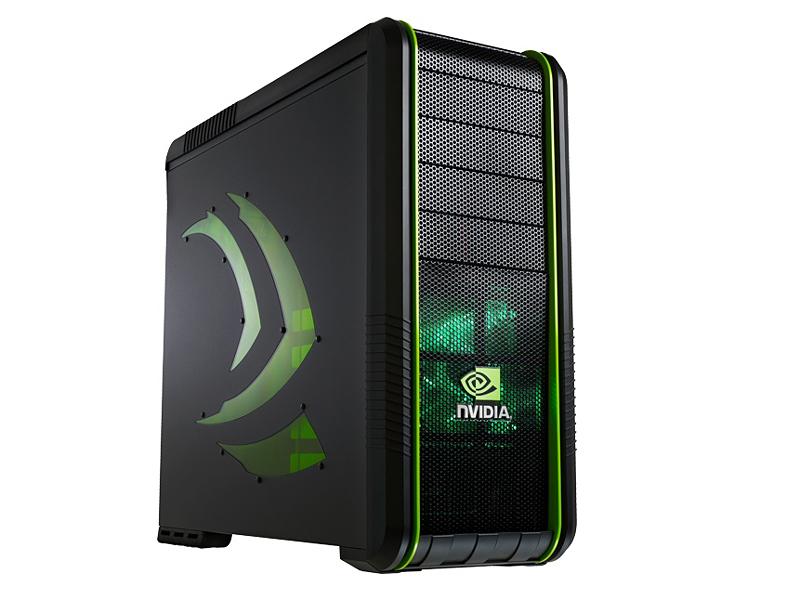 CM 690 II Plus NVIDIA edition