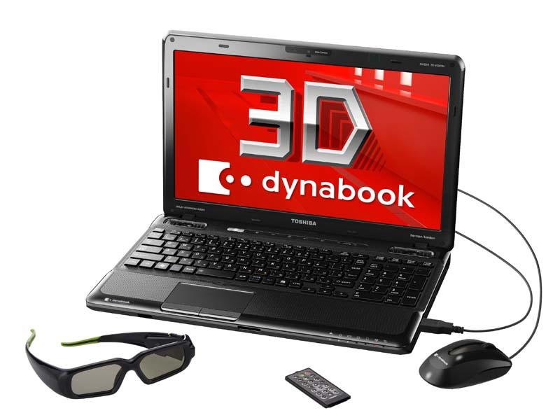 dynabook T551/D8B