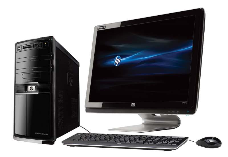 HP Pavilion Desktop PC HPE-580jp(ディスプレイ別売)