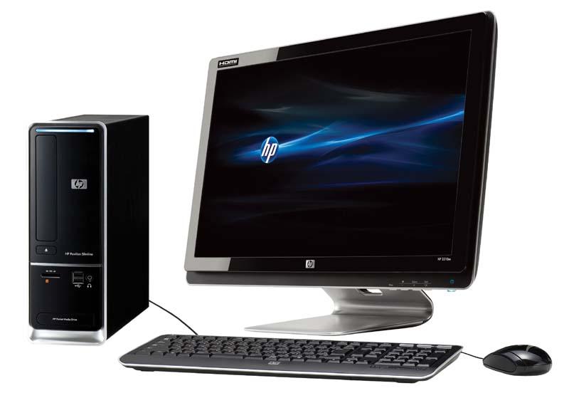 HP Pavilion Desktop PC s5750jp(ディスプレイ別売)